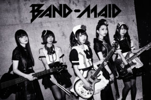 BAND-MAID WORLD DOMINATION TOUR 2018-2019【侵略】