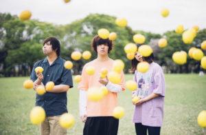 CHERRY NADE 169 1st fruits E.P.檸檬レコ発 -檸檬を飾るtour-