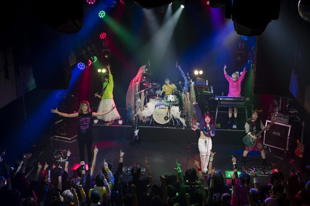 Gacharic Spin 47都道府県TOUR「ROCKET SPIRITS」